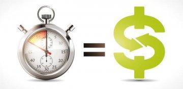 Акция «Время - деньги!»