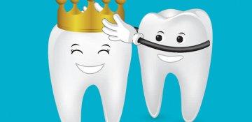 Коронация зубов