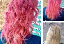 Окрашивание волос Goldwell