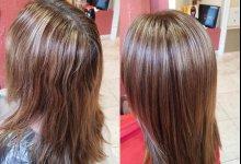 Стрижка. Работа парикмахера - универсала Соловьевой Марины
