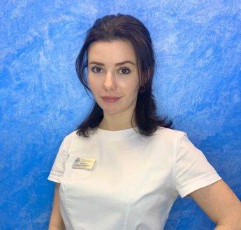 Никонец Оксана Андреевна